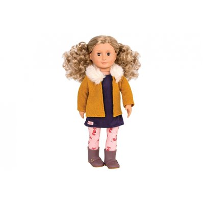 Our Generation Classic Doll Florence 18Inch Blonde