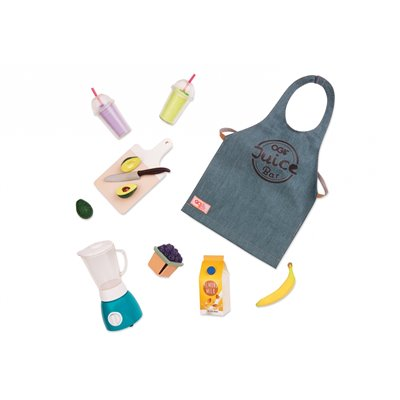Our Generation Classic Juice Bar Accessory Set