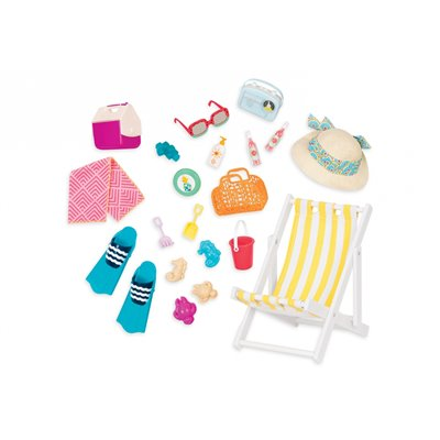 Our Generation Deluxe Beach Playset - Best Day To Play