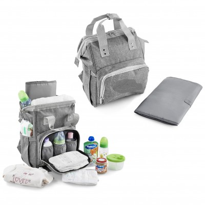 Kristy Diaper Bag With...
