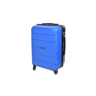 Marco Quest Luggage Bag - 20 inch Blue