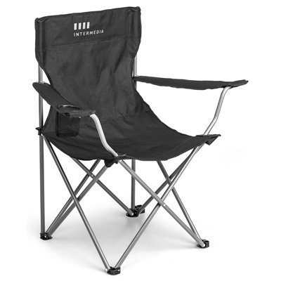 Paradiso Folding Chair Black