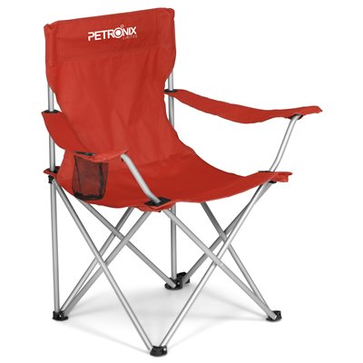 Paradiso Folding Chair Red
