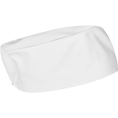 Avallon Chef Beanie White