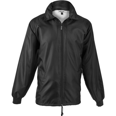 Kids Alti-Mac Terry Jacket Black Size 12