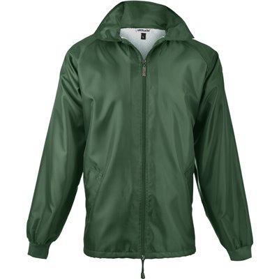 Kids Alti-Mac Terry Jacket Green Size 4