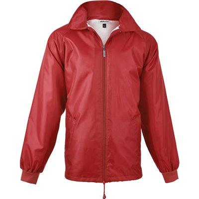Kids Alti-Mac Terry Jacket Red Size 4