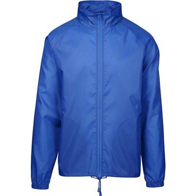 Unisex Cameroon Rain Jacket Royal Blue Size 2XL