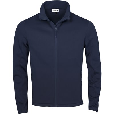 Kids Palermo Softshell Jacket Navy Size 10