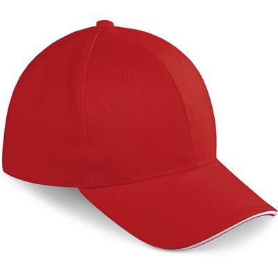 Swift Sandwich Cap Red