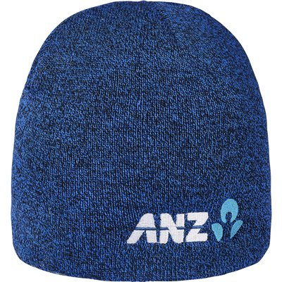 New Hampshire Melange Beanie Blue
