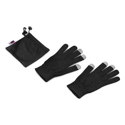 US Basic Norwich Touchscreen Gloves Black