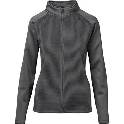 Slazenger Ladies Ridge Jacket Grey Size 3XL