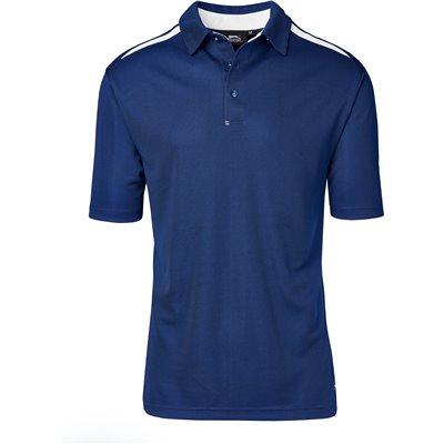 Slazenger Mens Simola Golf Shirt Navy Size 5XL