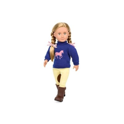 Our Generation Classic Doll Montana Faye 18Inch Blonde