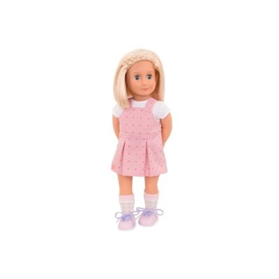 Our Generation Classic Doll Naty 18Inch Blonde
