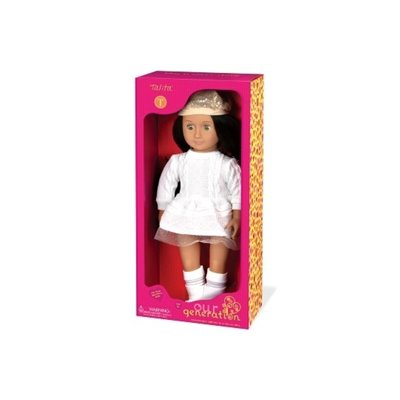 Our Generation Classic Doll Talita 18Inch Black Hair