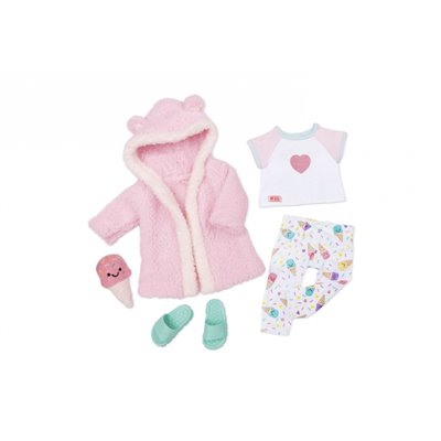 Our Generation Deluxe Ice-Cream Pyjama Outfit - Ice Cream Dreams