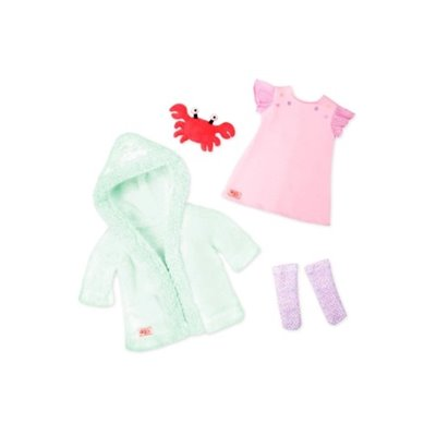 Our Generation Deluxe Mermaid Nightdress Outfit - Seaside Dreaming
