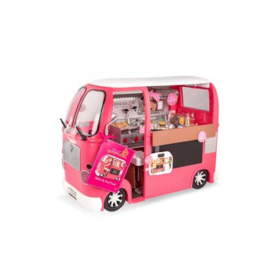 Our Generation Grill To Go Food Truck - Pink
