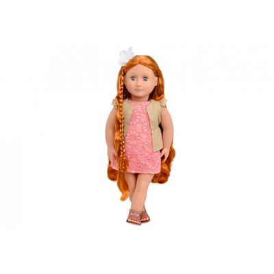 Our Generation Hairplay Doll Patience 18Inch Redhead