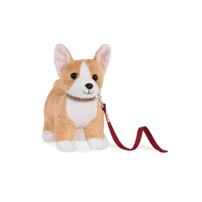Our Generation Poseable Pups Corgi 6Inch
