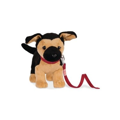 Our Generation Poseable Pups German Shepherd 6Inch