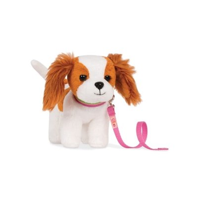 Our Generation Poseable Pups King Charles Spaniel 6Inch