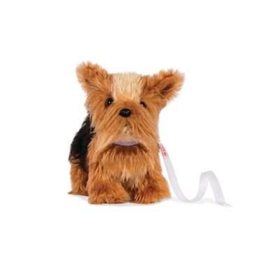 Our Generation Poseable Pups Yorkshire Terrier 6Inch