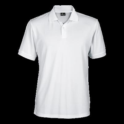 165g Basic Promo Golfer White Size 4XL