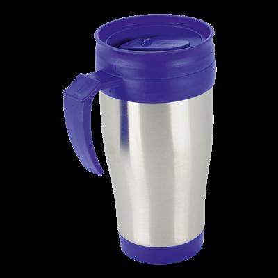 450ml Travel Mug Blue