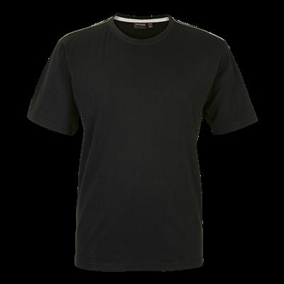 Barron Enviro Crew Neck T-Shirt Black Size 5XL