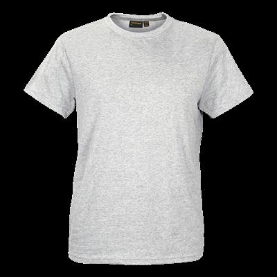 Barron Enviro Crew Neck T-Shirt Ice Melange Size 3XL