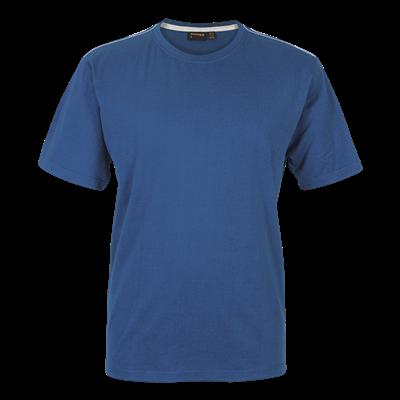 Barron Enviro Crew Neck T-Shirt Royal Blue Size 3XL