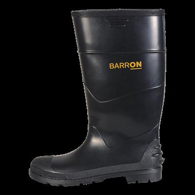 Barron Imara Gumboot Black/Black Size 7