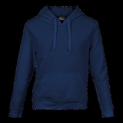 Basic Promo Hooded Sweater Navy Size 2XL