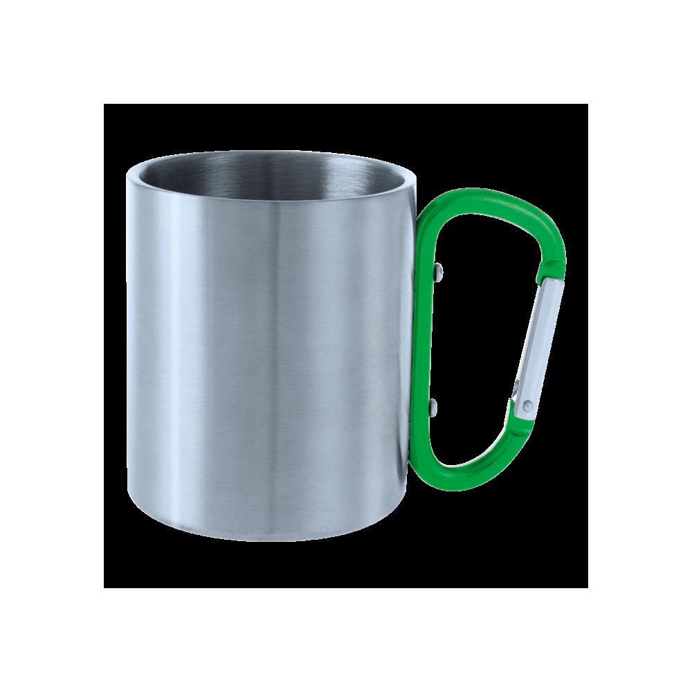 Bastic 210ml Mug Green
