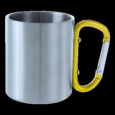 Bastic 210ml Mug Yellow