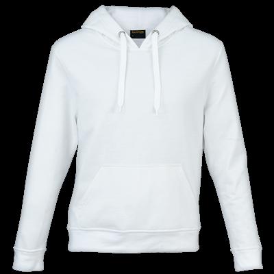Beckham Hooded Sweater  White Size Large