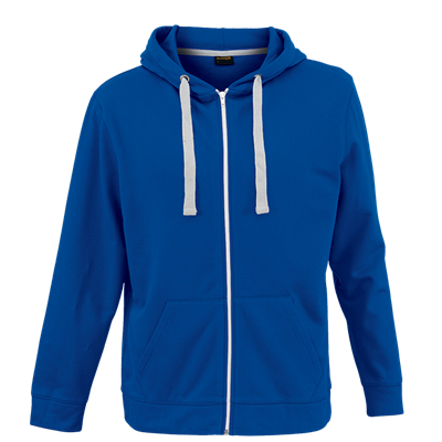 Brighton Hooded Sweater  Royal Blue Size XS