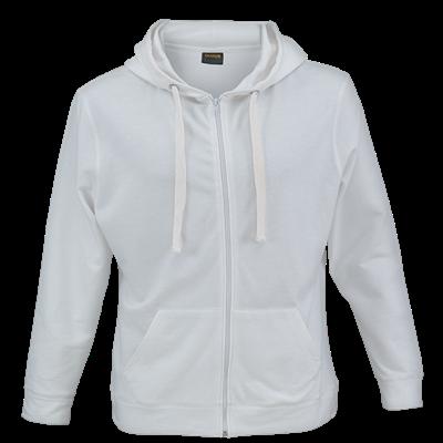 Brighton Hooded Sweater  White Size 2XL