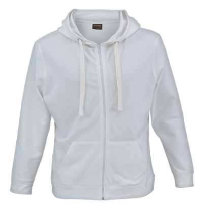 Brighton Hooded Sweater  White Size Small