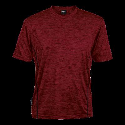BRT Mens Balance T-Shirt  Red Size 3XL