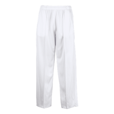 BRT Teamster Cricket Pants  White Size Large