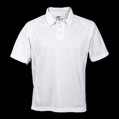 BRT Teamster Cricket Shirt  White Size Medium