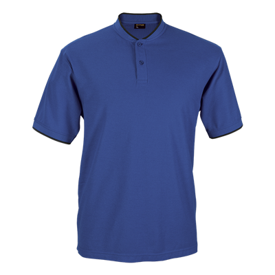 Carter Golfer Royal Blue Size 5XL