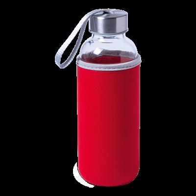 Dokath 420ml Water Bottle Red