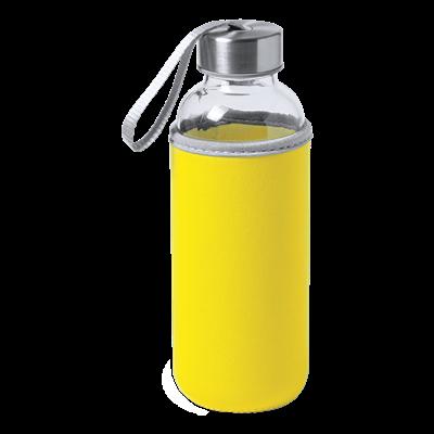 Dokath 420ml Water Bottle Yellow