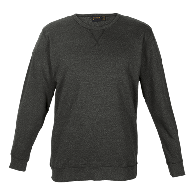 Enviro Sweater Charcoal Heather Size Small