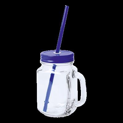 Heisond 500ml Jar Blue